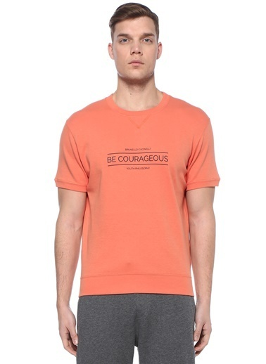 Brunello Cucinelli Sweatshirt Oranj